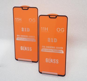 Защитное стекло 5d 9h для Huawei Honor 8X, JSN-L21, черное