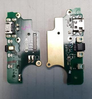 Нижняя плата с разъемом зарядки и микрофоном Nokia 5, TA 1053, оригинал 100%
