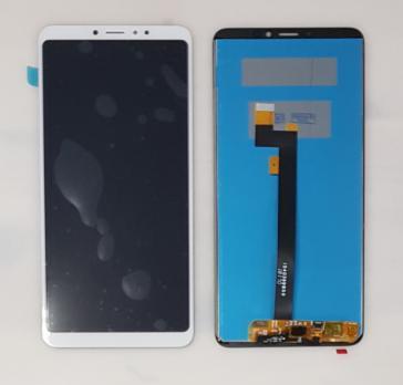 Дисплей с сенсором Xiaomi Mi Max 3, m1804E4A, белый