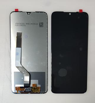 Дисплей с сенсором Xiaomi Redmi Note 7, m1901f7g, Redmi Note 7 Pro, черный