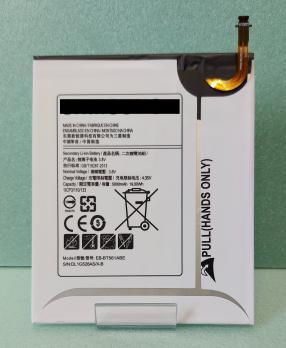 Аккумулятор Samsung Galaxy Tab E, 9.6  SM T560, SM T561, EB-BT561ABE, 3,8 v, 5000 mAh