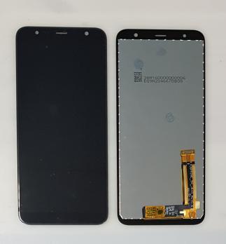Дисплей с сенсором Samsung Galaxy J4 Plus 2018, SM J415, J6 Plus 2018, SM J610, черный