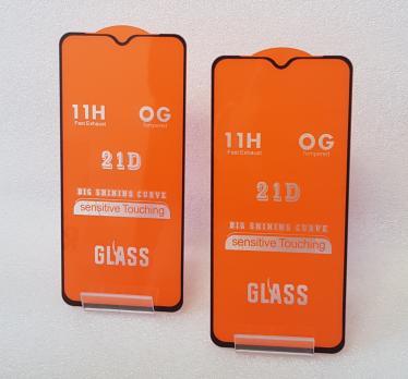Защитное стекло 5d, для Xiaomi Redmi 7, m1810f6lg, черное