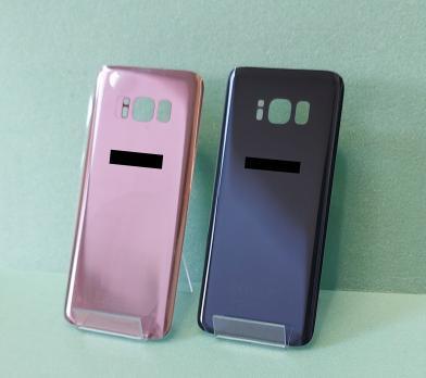 Задняя крышка Samsung Galaxy S8, SM G950f, синяя-фиолетовая