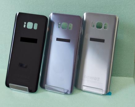 Задняя крышка Samsung Galaxy S8 Plus, SM G955f, синяя