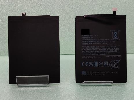 Аккумулятор Xiaomi Redmi Note 7, m1901f7g, Redmi Note 7 Pro, BN4a, 3.85v, 3900mAh