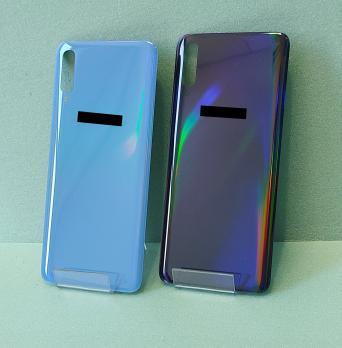 Задняя крышка Samsung Galaxy A70 2019, SM A705FN, синяя