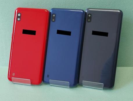 Задняя крышка Samsung Galaxy A10 2019, SM A105FN, красная