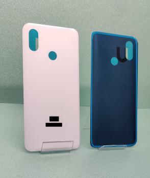 Задняя крышка (корпус) Xiaomi Mi 8, m1803E1A, белый