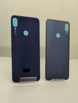 Задняя крышка (корпус) Xiaomi Redmi Note 7, m1901f7g, синий