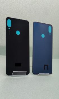 Задняя крышка (корпус) Xiaomi Redmi Note 7, m1901f7g, черный