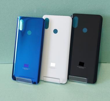 Задняя крышка (корпус) Xiaomi Mi 8, m1803E1A, черный
