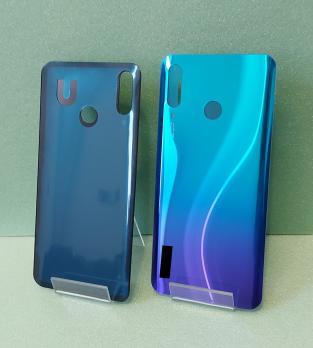 Задняя крышка Huawei P30 Lite, MAR-LX1M, синий