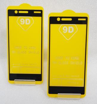 Защитное стекло 5d, 9h для Nokia 3, TA 1032, черное