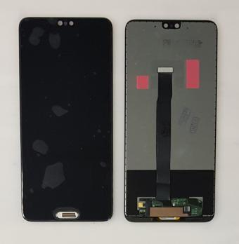 Дисплей с сенсором Huawei P20, EML-L29, черный