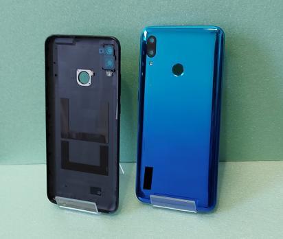 Задняя крышка (корпус) Huawei P-Smart 2019, POT-LX1, синий