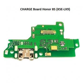 Нижняя плата с разъемом зарядки и микрофоном Huawei Honor 8S, KSE-LX9/Y5 2019, AMN-LX9