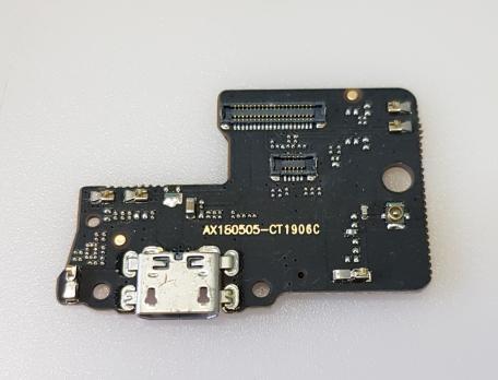 Нижняя плата с разъемом зарядки и микрофоном Xiaomi Redmi S2, Redmi Y2, m1803e6g