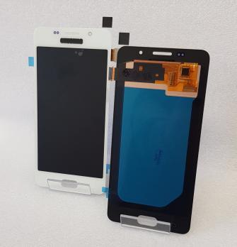 Дисплей с сенсором Samsung Galaxy A5 2016, SM-A510F, белый, Oled