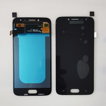 Дисплей с сенсором Samsung Galaxy J2 2018, SM J250F/H/DS, черный, Oled