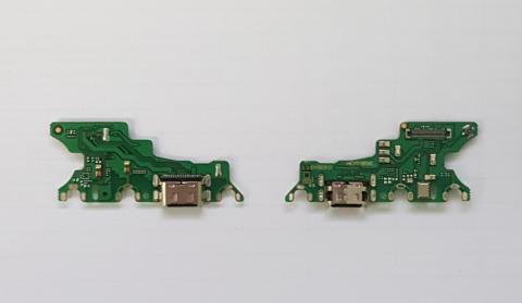 Нижняя плата с разъемом зарядки и микрофоном Huawei Honor 20, YAL-L21, Honor 20 Pro, YAL-L41