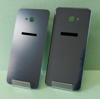 Задняя крышка Samsung Galaxy J4 Plus 2018, SM J415, черная