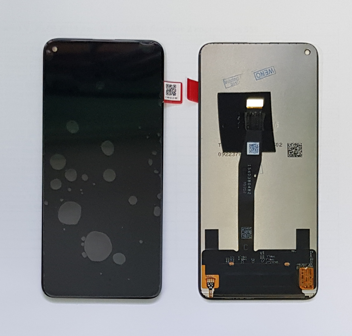 Дисплей с сенсором Huawei Honor 20, YAL-L21, Huawei Honor 20 Pro, YAL-L41, Nova 5T, черный купить в Москве: Царицыно, Савеловская, Пражская, Буденовский и г. Подольск | Мобчасти.рф