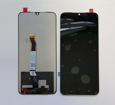 Дисплей с сенсором Xiaomi Redmi Note 8, m1908C3JH, m1908C3JG, m1908C3Ji, черный