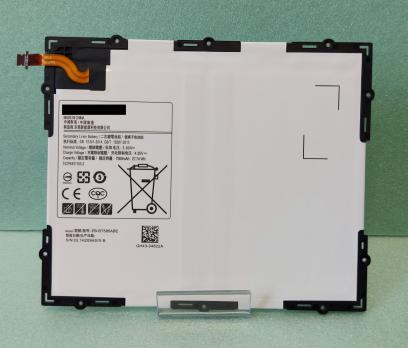 Аккумулятор Samsung Galaxy Tab A, 10.1, SM T580, SM T585, EB-BT585ABE, 3.8v, 7300mAh