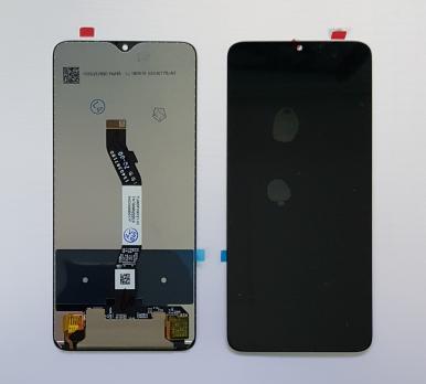 Дисплей с сенсором Xiaomi Redmi Note 8 Pro, M1906G7G, M1906G7i, M1906G7E, M1906G7T, 2015105, G7, черный