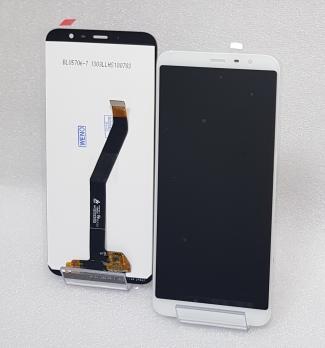 Дисплей с сенсором Meizu M6t, m811h, белый