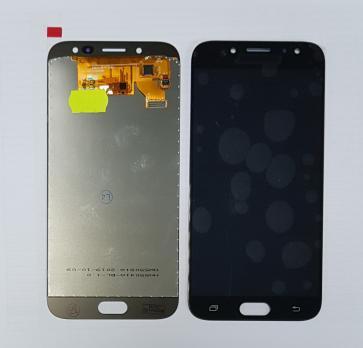 Дисплей с сенсором Samsung Galaxy J7 2017, SM J730, черный, TFT
