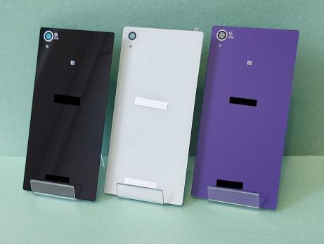 Задняя крышка Sony Xperia Z1, c6903, черный