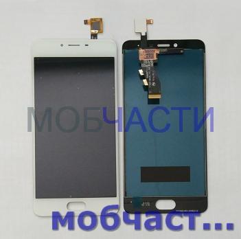 Дисплей с сенсором Meizu M3s mini, белый