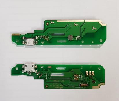 Нижняя плата с разъемом зарядки и микрофоном Nokia 2.1, TA 1080