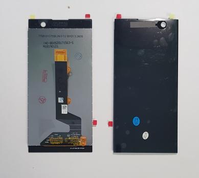 Дисплей с сенсором Sony Xperia XA2, H4113, черный