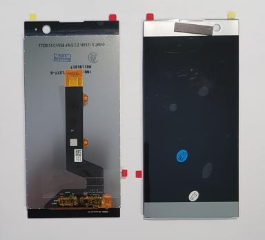 Дисплей с сенсором Sony Xperia XA2, H4113, серебристый