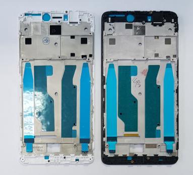 Средняя часть корпуса (рамка) Xiaomi Redmi Note 4X, белая