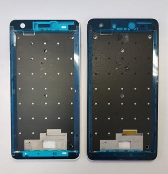Средняя часть корпуса (рамка) Xiaomi Redmi Note 4X, черная