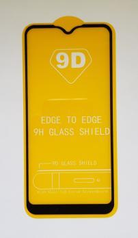 Защитное стекло 5d 9h для Samsung Galaxy A01, SM A015f/ds, черное