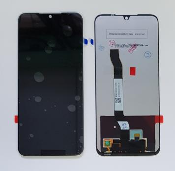 Дисплей с сенсором Xiaomi Redmi Note 8T, 156.5mm, m1908C3JH, m1908C3JG, m1908C3Ji, черный