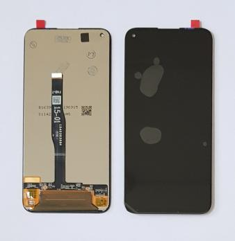Дисплей с сенсором Huawei P40 Lite, JNY-LX1, черный