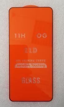 Защитное стекло 5d 9h для Huawei P40 Lite, JNY-LX1, черное