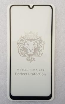 Защитное стекло 5d 9h для Huawei Honor 9A, MOA-LX9N, Y6p MED-LX9N, черное