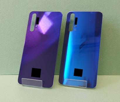 Задняя крышка (корпус) Huawei Nova 5T, YAL-L21, синяя