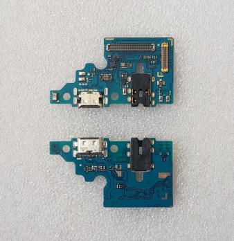 Шлейф (плата) с разъемом зарядки Samsung Galaxy A51, SM A515FN