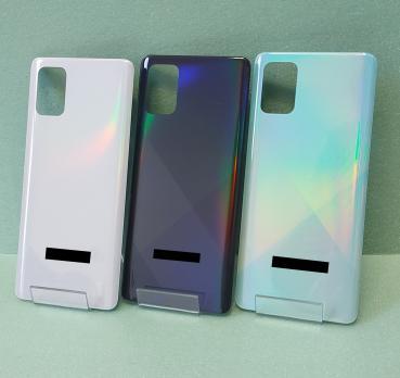 Задняя крышка Samsung Galaxy A71, SM A715F/DS, черная
