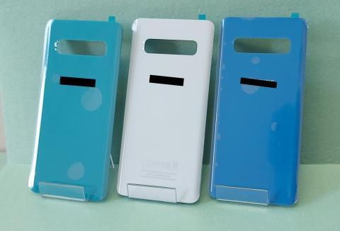 Задняя крышка Samsung Galaxy S10, SM G973fd, белая
