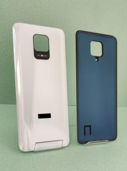 Задняя крышка Xiaomi Redmi Note 9 Pro, Redmi Note 9S, белая