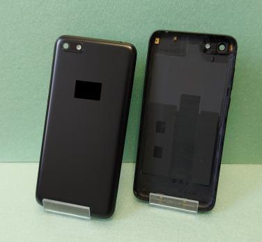 Задняя крышка (корпус) Huawei Y5 Prime 2018, DRA-LX2, черная